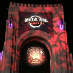 Halloween Horror Nights entrance