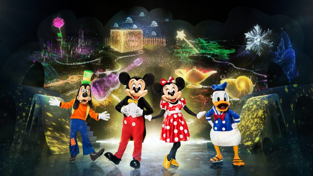 Mickey's Search Party Disney on Ice
