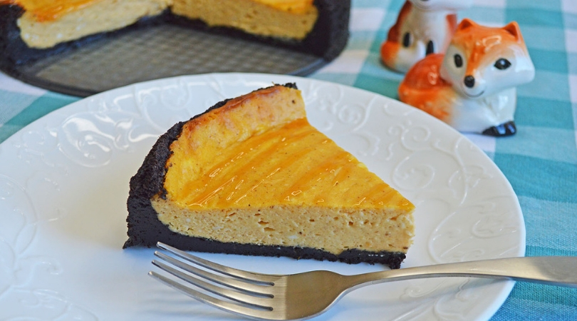 Easy pumpkin dessert pumpkin cheesecake recipe