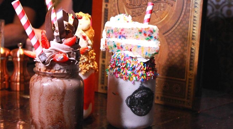 Toothsome milkshakes are great at Universal CityWalk