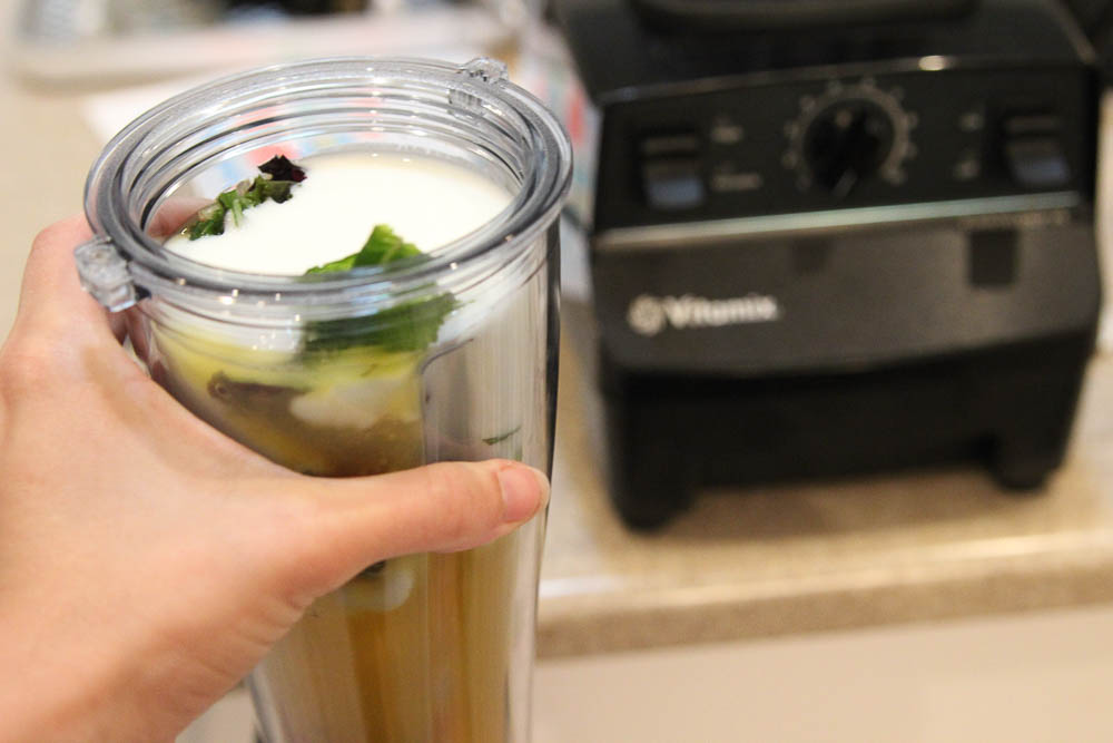 Vitamix personal cup adaptor review