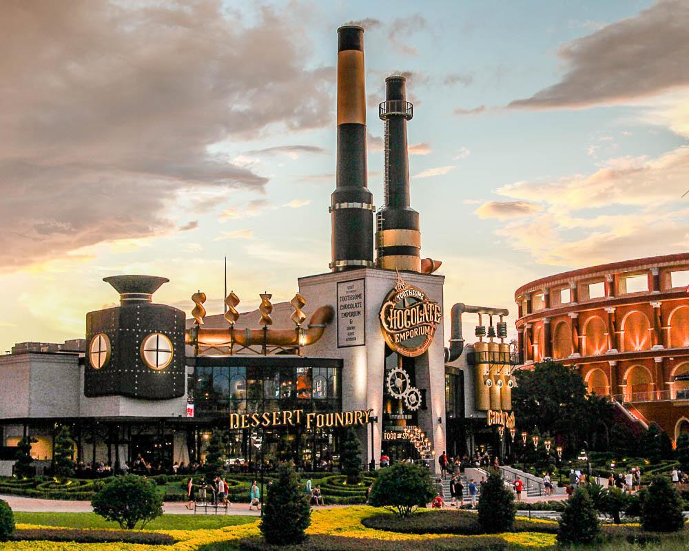 Best Restaurants In Universal Citywalk