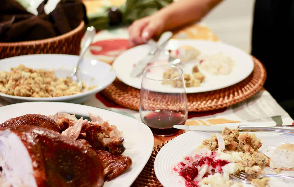 How to order Thanksgiving dinner