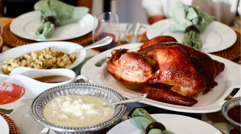 Thanksgiving home delivery