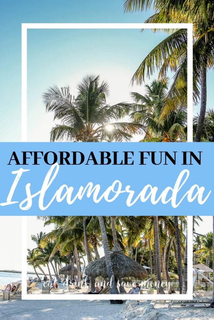 Affordable fun in Islamorada and the upper keys. #affordablefamilytravel