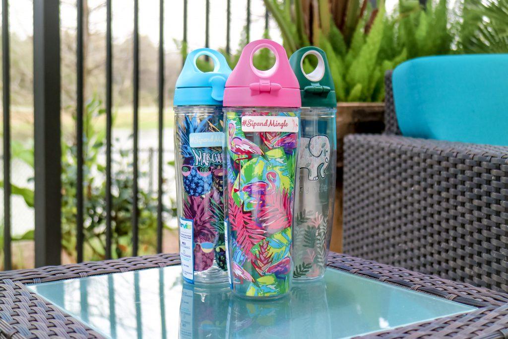 Tervis water bottles