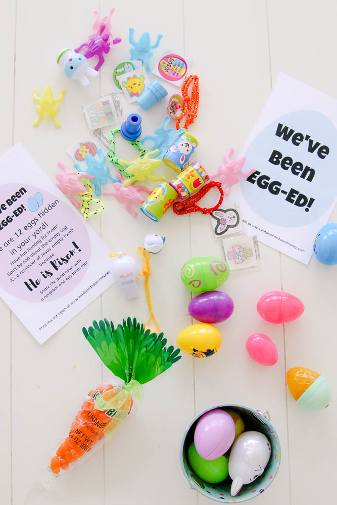Easter fun for the whole family. You've been egged.