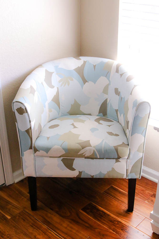 I sold the chair for $35 on Facebook marketplace