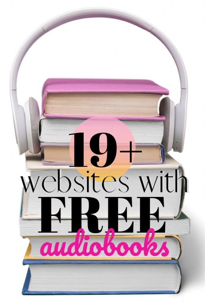 How to listen to free audiobooks