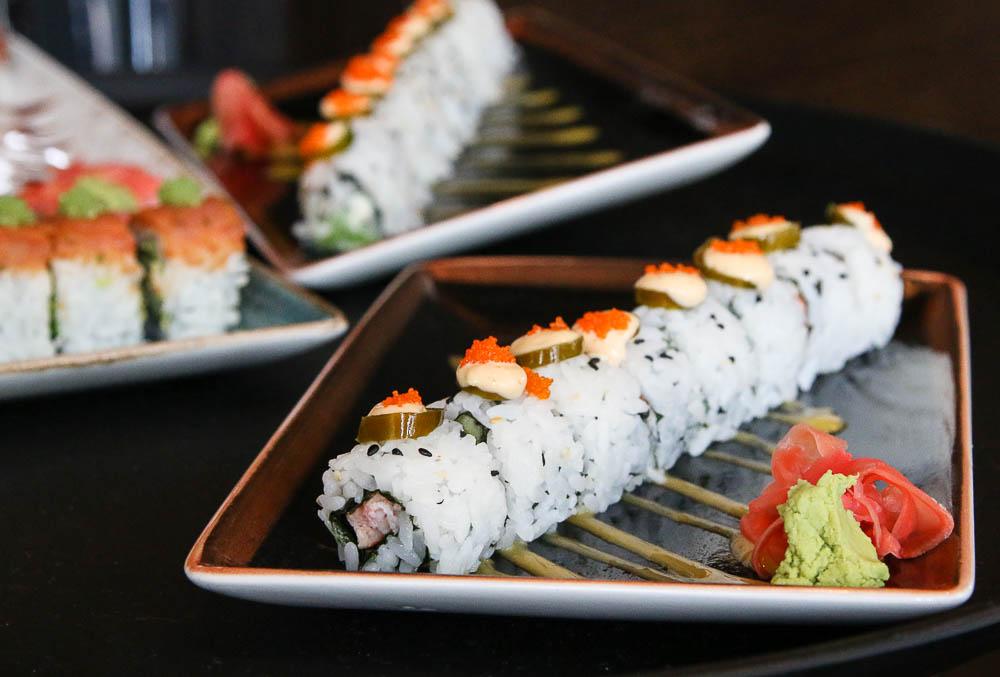 Ocean Prime sushi