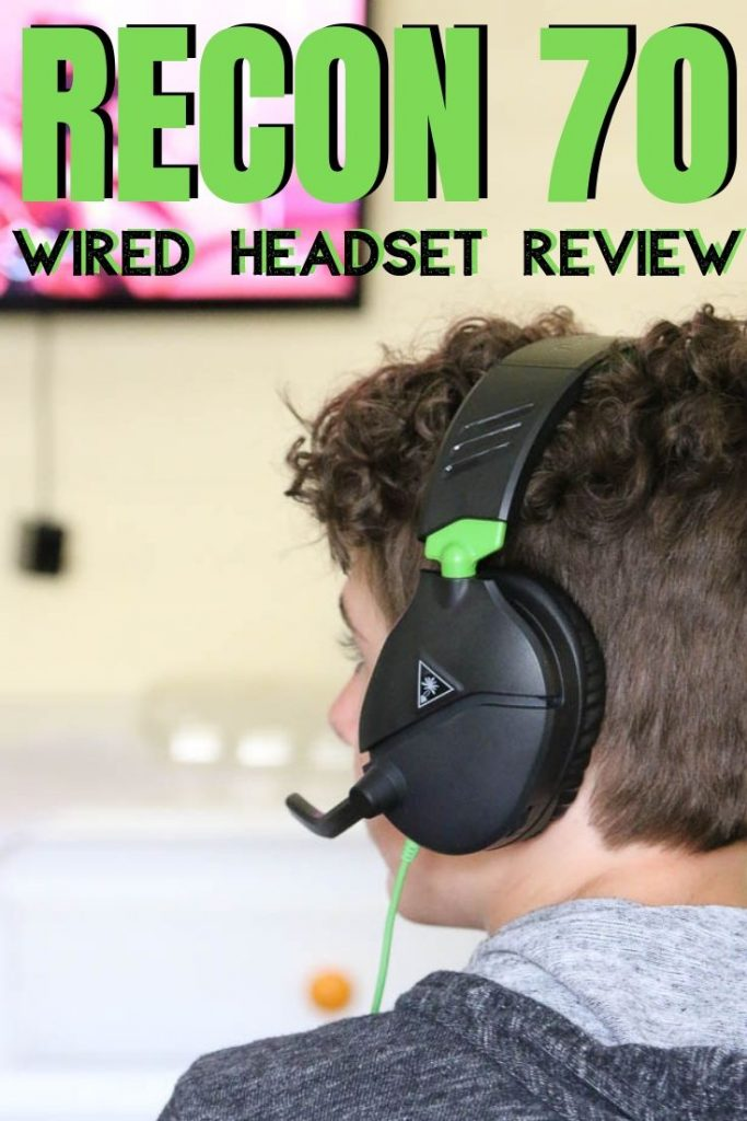 recon 70 wired headset review