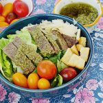 Easy Steak Salad