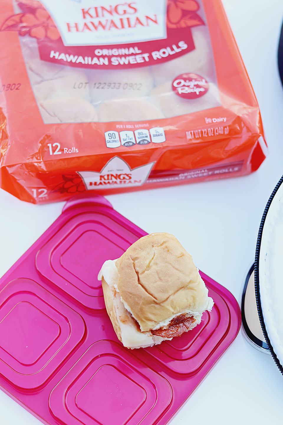 Pizza Sliders: Easy Lunch Ideas