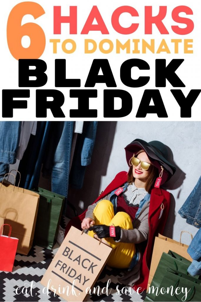 6 hacks to dominate Black Friday deals