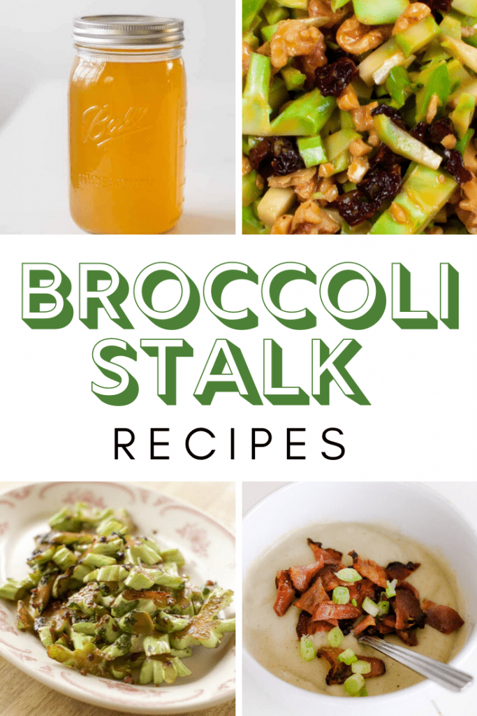 broccoli stalk recipes
