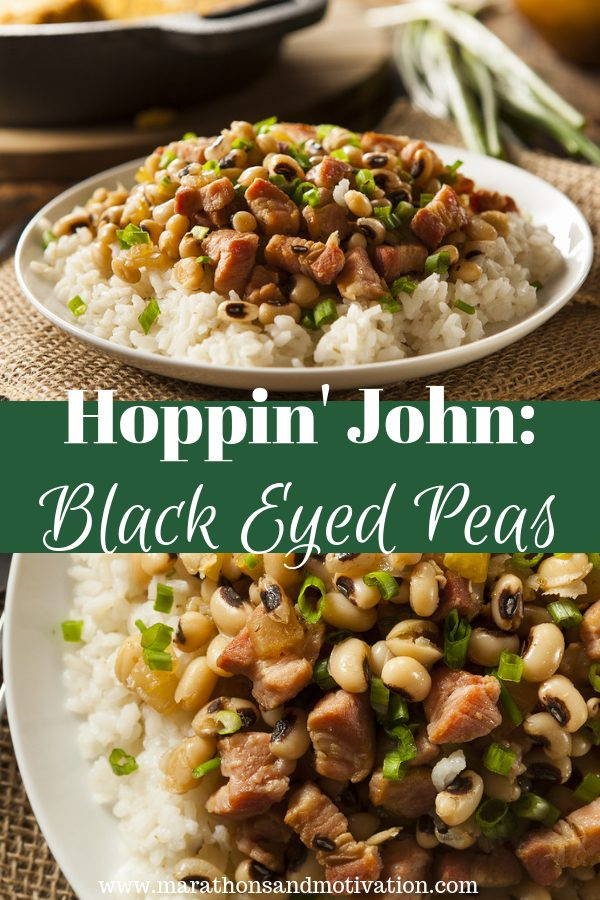 hoppin johns by marathon and motivation