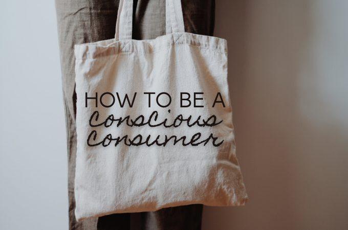 conscious consumption