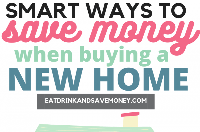 6 smart ways to save money when buying a new home
