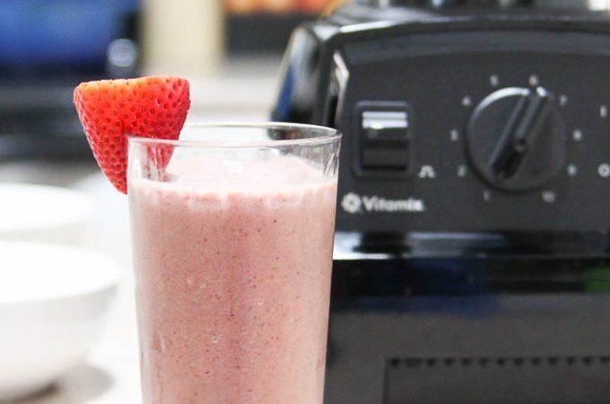 Vitamix smoothie