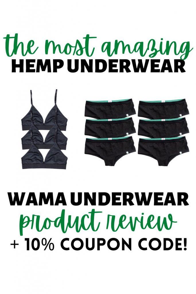 WAMA underwear review